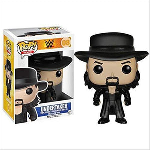 Funko Pop! WWE: The Undertaker Figure-Toy - www.Gifteee.com - Cool Gifts \ Unique Gifts - The Best Gifts for Men, Women and Kids of All Ages
