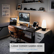 Load image into Gallery viewer, L-Shaped Computer Desk