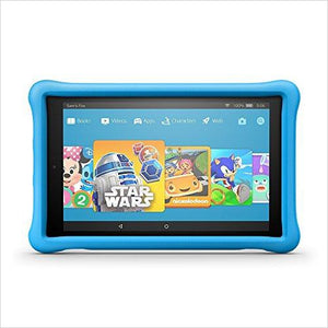 Fire HD 10 Kids Edition Tablet-Amazon Tablets - www.Gifteee.com - Cool Gifts \ Unique Gifts - The Best Gifts for Men, Women and Kids of All Ages
