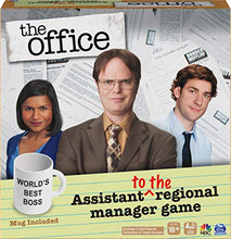 Load image into Gallery viewer, The Office TV Show, Assistant to The Regional Manager Party Game