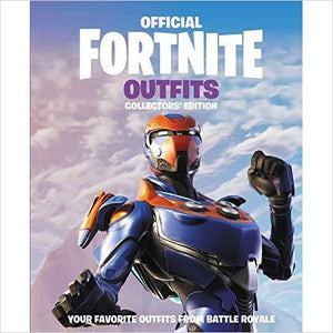 ADULT HANDBOOK 1 (Official Fortnite Books)-Book - www.Gifteee.com - Cool Gifts \ Unique Gifts - The Best Gifts for Men, Women and Kids of All Ages