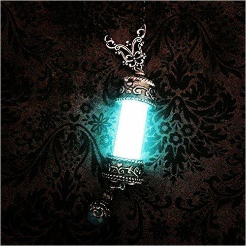 Witchlight Sand Lantern Necklace - Find beautiful jewelry and accessories for women, teen girls and girls in all ages from 24k gold jewelry to children jewelry. necklaces, earrings, rings, engagement rings, unique jewelry for valentine's day at Gifteee Special gifts, Beautiful gifts for women