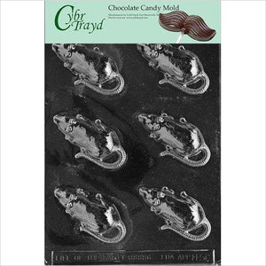 Rodent Chocolate Candy Mold-Kitchen - www.Gifteee.com - Cool Gifts \ Unique Gifts - The Best Gifts for Men, Women and Kids of All Ages