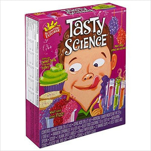 Scientific Explorer Tasty Science Kit-Toy - www.Gifteee.com - Cool Gifts \ Unique Gifts - The Best Gifts for Men, Women and Kids of All Ages