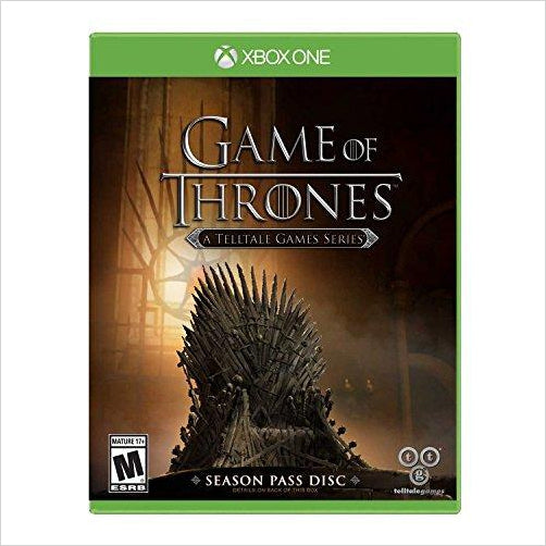 Game of Thrones - A Telltale Games Series - Video Game-Video Games - www.Gifteee.com - Cool Gifts \ Unique Gifts - The Best Gifts for Men, Women and Kids of All Ages