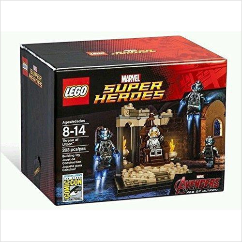 Exclusive Lego Throne of Ultron Marvel Avengers #6590-Toy - www.Gifteee.com - Cool Gifts \ Unique Gifts - The Best Gifts for Men, Women and Kids of All Ages