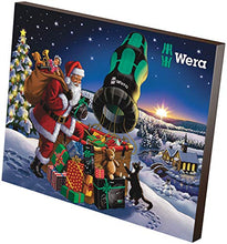 Load image into Gallery viewer, Wera Screwdriving Set Advent Calender 2020