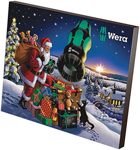 Wera Screwdriving Set Advent Calender 2020