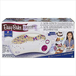 Easy Bake Oven-Toy - www.Gifteee.com - Cool Gifts \ Unique Gifts - The Best Gifts for Men, Women and Kids of All Ages