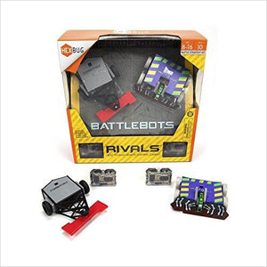 HEXBUG BattleBots Rivals (Tombstone and Witch Doctor)-Toy - www.Gifteee.com - Cool Gifts \ Unique Gifts - The Best Gifts for Men, Women and Kids of All Ages
