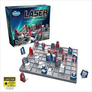 Laser Chess-Toy - www.Gifteee.com - Cool Gifts \ Unique Gifts - The Best Gifts for Men, Women and Kids of All Ages