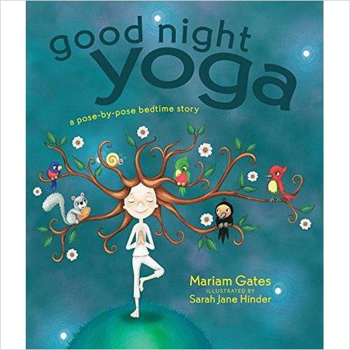 Good Night Yoga: A Pose-by-Pose Bedtime Story-Book - www.Gifteee.com - Cool Gifts \ Unique Gifts - The Best Gifts for Men, Women and Kids of All Ages
