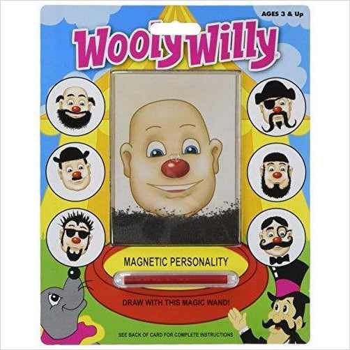 Magnetic Personalities - Wooly Willy - Gifteee. Find cool & unique gifts for men, women and kids