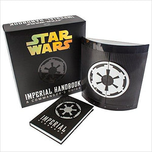 Star Wars: The Imperial Handbook (Deluxe Edition)-Book - www.Gifteee.com - Cool Gifts \ Unique Gifts - The Best Gifts for Men, Women and Kids of All Ages
