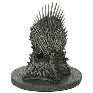"Game of Thrones: Iron Throne 7"" Replica-Toy - www.Gifteee.com - Cool Gifts \ Unique Gifts - The Best Gifts for Men, Women and Kids of All Ages"