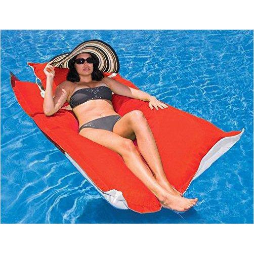 Floating Lounger-Toy - www.Gifteee.com - Cool Gifts \ Unique Gifts - The Best Gifts for Men, Women and Kids of All Ages