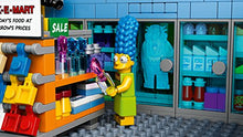 Load image into Gallery viewer, LEGO Simpsons the Kwik-E-Mart Building Kit - Gifteee. Find cool & unique gifts for men, women and kids