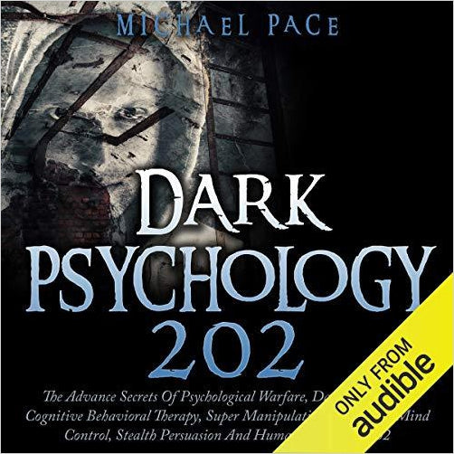 Dark Psychology 202-Audible - www.Gifteee.com - Cool Gifts \ Unique Gifts - The Best Gifts for Men, Women and Kids of All Ages