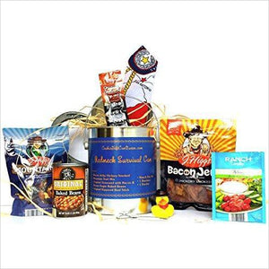 Redneck Survival Can-Grocery - www.Gifteee.com - Cool Gifts \ Unique Gifts - The Best Gifts for Men, Women and Kids of All Ages