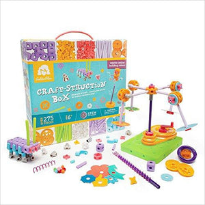 Craft-Struction Box-Toy - www.Gifteee.com - Cool Gifts \ Unique Gifts - The Best Gifts for Men, Women and Kids of All Ages