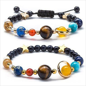 Solar System Bracelet-Jewelry - www.Gifteee.com - Cool Gifts \ Unique Gifts - The Best Gifts for Men, Women and Kids of All Ages