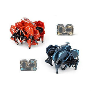 HEXBUG Battle Ground Tarantula Dual Pack - Find unique gifts for boys age 5-11 year old, gifts for your son, gifts for your kids birthday or Christmas, gifts for you children classmates and friends at Gifteee Unique Gifts, Cool gifts for boys