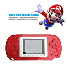 Load image into Gallery viewer, Handheld Game Console for Children, Built in 268 Classic Old Games - Find unique gifts for gamers Xbox, Play Stations, PS, PSP, Nintendo switch and more at Gifteee Unique Gifts, Cool gifts for gamers