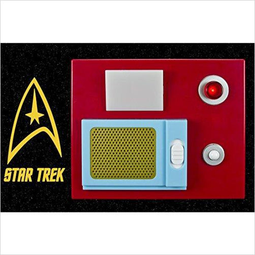 Star Trek Electronic Door Chime - Motion-Sensitive - Find the newest innovations, cool gadgets to use at home, at the office or when traveling. amazing tech gadgets and cool geek gadgets at Gifteee Cool gifts, Unique Tech Gadgets and innovations