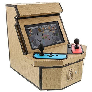 Arcade Kit-Video Games - www.Gifteee.com - Cool Gifts \ Unique Gifts - The Best Gifts for Men, Women and Kids of All Ages