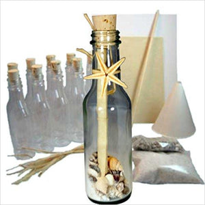 Message In A Bottle Gift - Personalized-Kitchen - www.Gifteee.com - Cool Gifts \ Unique Gifts - The Best Gifts for Men, Women and Kids of All Ages