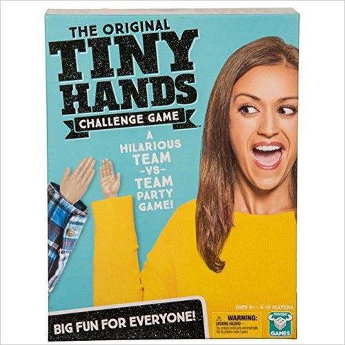 Tiny Hands Challenge-Toy - www.Gifteee.com - Cool Gifts \ Unique Gifts - The Best Gifts for Men, Women and Kids of All Ages