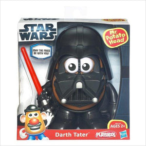 Mr. Potato Head Star Wars: Darth Tater Toy - Gifteee - Unique Gift Ideas for Adults & Kids of all ages. The Best Birthday Gifts & Christmas Gifts.
