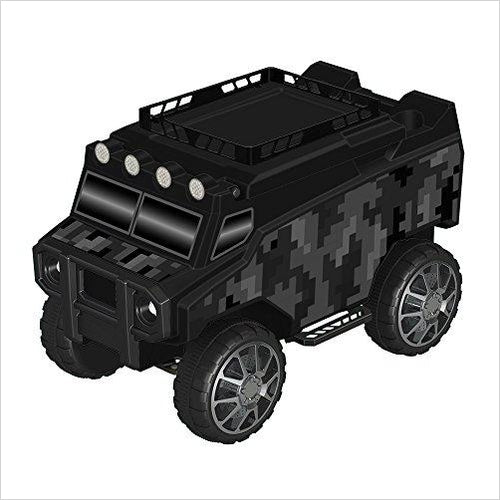 Motorized Rover RC Cooler-Lawn & Patio - www.Gifteee.com - Cool Gifts \ Unique Gifts - The Best Gifts for Men, Women and Kids of All Ages
