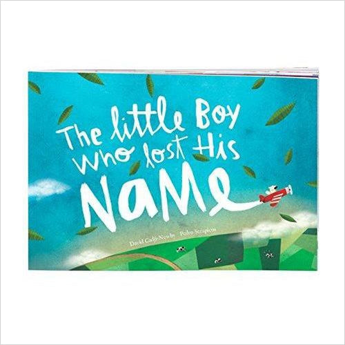 The Little Boy Who Lost His Name: Personalized children's book - Gifteee. Find cool & unique gifts for men, women and kids