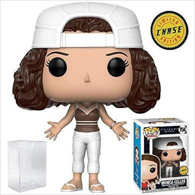 Funko Pop! Television: Friends - Monica Geller-air brush - www.Gifteee.com - Cool Gifts \ Unique Gifts - The Best Gifts for Men, Women and Kids of All Ages