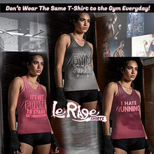Load image into Gallery viewer, Women's Sweat Activated Motivational T shirt - Find the perfect gift for a sport fan, gifts for health fitness fans at Gifteee Cool gifts, Unique Gifts for wellness, sport and fitness