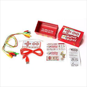 Makey Makey - An Invention Kit for Everyone-Hobby - www.Gifteee.com - Cool Gifts \ Unique Gifts - The Best Gifts for Men, Women and Kids of All Ages