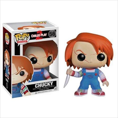 Funko POP Movies: Chucky Vinyl Figure-Toy - www.Gifteee.com - Cool Gifts \ Unique Gifts - The Best Gifts for Men, Women and Kids of All Ages