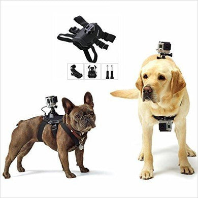 Dog Harness Mount for Camera / GoPro - Gifteee - Unique Gift Ideas for Adults & Kids of all ages. The Best Birthday Gifts & Christmas Gifts.