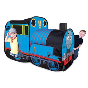 Thomas the Train Play Tent-Toy - www.Gifteee.com - Cool Gifts \ Unique Gifts - The Best Gifts for Men, Women and Kids of All Ages