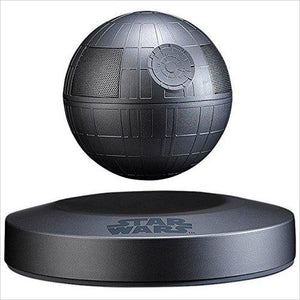 Star Wars Levitating Death Star Bluetooth Speaker - Gifteee. Find cool & unique gifts for men, women and kids