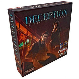 Deception: Murder in Hong Kong-Toy - www.Gifteee.com - Cool Gifts \ Unique Gifts - The Best Gifts for Men, Women and Kids of All Ages