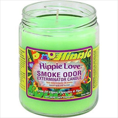 Smoke Odor Exterminator Candle - Gifteee. Find cool & unique gifts for men, women and kids