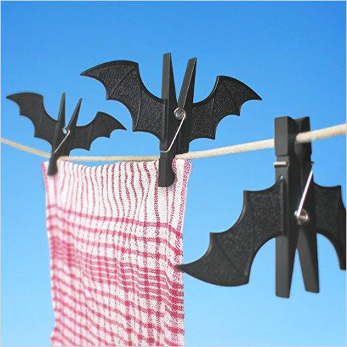 Spooky Bat Pegs-Home - www.Gifteee.com - Cool Gifts \ Unique Gifts - The Best Gifts for Men, Women and Kids of All Ages
