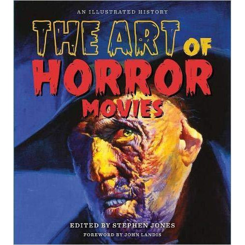 The Art of Horror Movies: An Illustrated History-Book - www.Gifteee.com - Cool Gifts \ Unique Gifts - The Best Gifts for Men, Women and Kids of All Ages