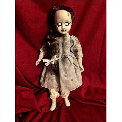 Frankenstein Zombie Horror Doll - Gifteee. Find cool & unique gifts for men, women and kids