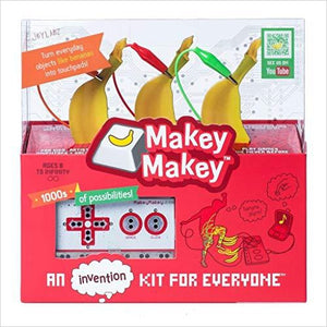 Makey Makey Collectors Gift Box Edition - Find unique STEM gifts find science kits, educational games, environmental gifts and toys for boys and girls at Gifteee Cool gifts, Unique Gifts for science lovers