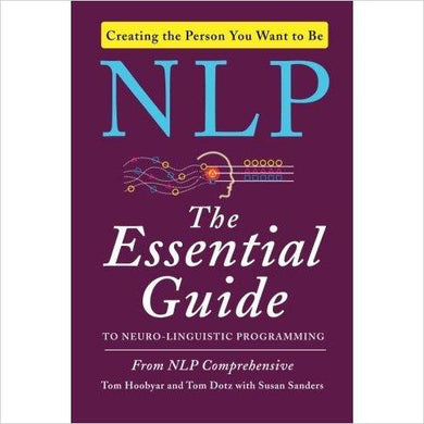 NLP: The Essential Guide to Neuro-Linguistic Programming - Gifteee - Unique Gift Ideas for Adults & Kids of all ages. The Best Birthday Gifts & Christmas Gifts.