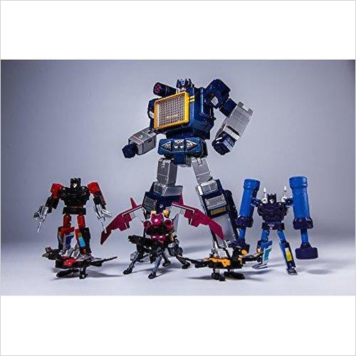 Transformer Soundwave Sound Band - Find unique gifts for boys age 5-11 year old, gifts for your son, gifts for your kids birthday or Christmas, gifts for you children classmates and friends at Gifteee Unique Gifts, Cool gifts for boys