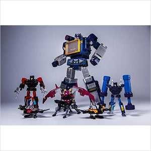 Transformer Soundwave Sound Band-Toy - www.Gifteee.com - Cool Gifts \ Unique Gifts - The Best Gifts for Men, Women and Kids of All Ages
